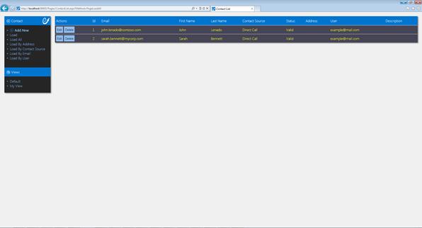 ASP NET WebForms (3)