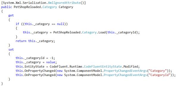 BOM code example